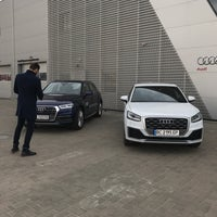Photo taken at Audi Центр Львів by Denikina on 3/25/2017