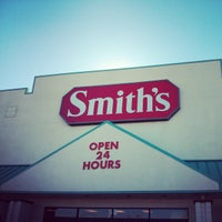 Photo taken at Smith's by Johnny L. on 1/17/2013