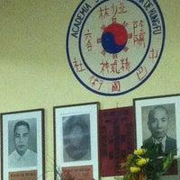 Photo taken at Academia Sino-Brasileira de Kung Fu by Rodrigo L. on 3/23/2013