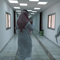Photo taken at محكمة الخبر - الدوائر الشرعية by Khalid A. on 7/21/2016