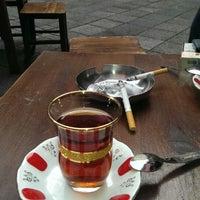 Photo taken at Çınaraltı Çay Ocağı by Mazlum A. on 1/24/2014