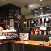 1/13/2014 tarihinde Mikhail L.ziyaretçi tarafından Cafés El Magnífico'de çekilen fotoğraf