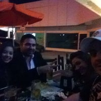 Photo taken at La Tirada - Restaurante Bar Karaoke by Haid on 12/13/2013