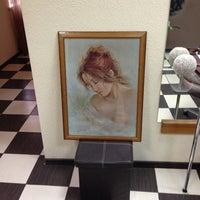 Photo taken at SuzAnna Beauty Style by Karen K. on 12/28/2013
