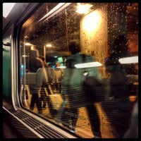 Photo taken at Paris Montparnasse Railway Station by Franz S. on 11/20/2015