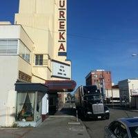 Photo taken at Eureka Theater by Michael K. on 2/24/2013