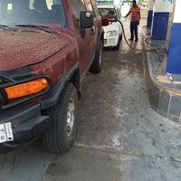 Photo taken at محطة طيبة by Amin A. on 3/18/2014