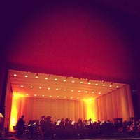 Photo taken at The Heymann Performing Arts Center by Jay C. on 9/20/2014