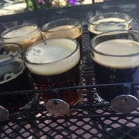 Photo taken at Clear Creek Brewing Company by Amy E. on 6/25/2016
