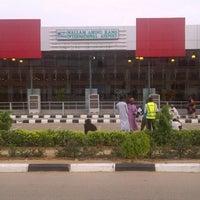 Photo taken at Mallam Aminu Kano Airport (KAN) by Rotimi on 4/26/2014