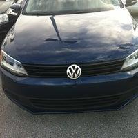 Photo taken at Vista Volkswagen by Capt. Curtis J. on 8/21/2013