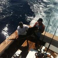 Photo taken at Chub Cay Marina by Capt. Curtis J. on 3/23/2013