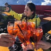 Photo taken at Festkogel Alm by Agnes K. on 3/14/2018
