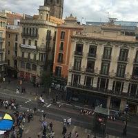 Photo taken at Hostal Mare Nostrum Barcelona by Agnes K. on 10/7/2017