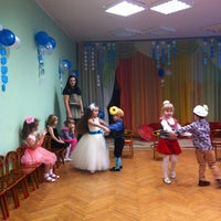 Photo taken at Детский сад № 177 by Irina Y. on 3/7/2014