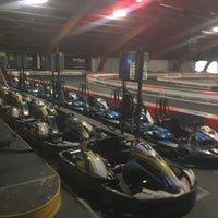 Photo taken at Yeti Karting by Maurier S. on 7/9/2017