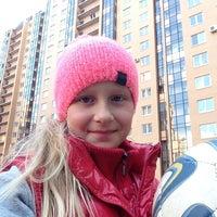 Photo taken at Детская Площадка Ленинградская д.3 by Sofi👼angel on 4/18/2014