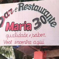 Photo taken at Restaurante Bar Maria 30 by Rosa D. on 4/19/2014