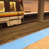 Photo taken at NFTA Metro Rail Allen/Medical Campus Station by Aubrianna R. on 2/11/2014
