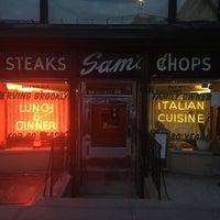 Photo taken at Sam's Italian Cuisine by Laura F. on 3/20/2017