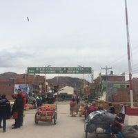 Photo taken at Dirección General de Migración (Bolivia) by Ferhan C. on 11/30/2016