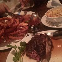 Photo taken at Stockyard Food & Spirit by Jill G. on 4/23/2013