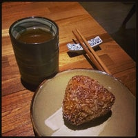Photo taken at 蕃 居酒屋 by roxanne_aza c. on 2/28/2014