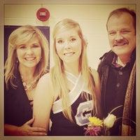 Photo taken at Centennial High School by Sue D. on 2/5/2014