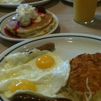 Photo taken at IHOP by Cherry C. on 10/7/2012