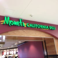 Photo taken at Monet's California Deli by Sarah S. on 2/22/2013