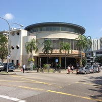 Photo taken at Tiong Bahru Market & Food Centre by Paul G. on 4/20/2013