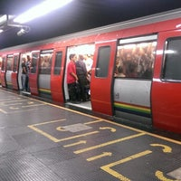 Photo taken at Metro - Los Dos Caminos by Rafael C. on 8/8/2017