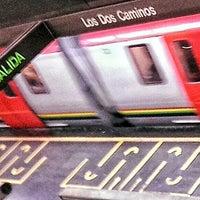 Photo taken at Metro - Los Dos Caminos by Rafael C. on 6/13/2017