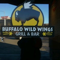 Photo taken at Buffalo Wild Wings by Brandy G. on 3/20/2013