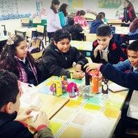 Photo taken at Escuela Ignacio Manuel Altamirano by Pablo G. on 1/17/2014