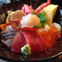 Photo taken at 柳寿し by Atsuko M. on 3/3/2014