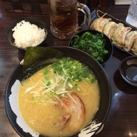 3/12/2017にM K.がらうめん 纏で撮った写真