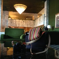 Photo taken at Hotel Florida Norte by Tomonori S. on 11/5/2012