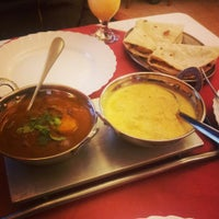 Photo taken at Curry House by Tereza Š. on 5/26/2013