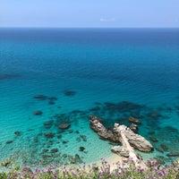 Photo taken at Spiaggia Michelino by Oksana L. on 4/23/2018