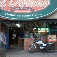 Photo taken at Churros El Dorado by Urba N. on 6/8/2014