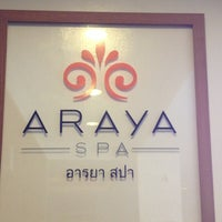Photo taken at Araya Spa@Destination Patong Hotel & Spa by 💋👉Porjy👈💋 . on 8/31/2013