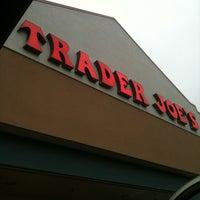 Photo taken at Trader Joe's by Chik Q. on 10/27/2012