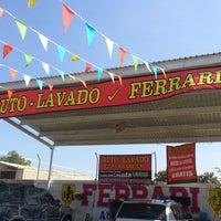 Photo taken at Autolavado Ferrari by Serch L. on 11/3/2013