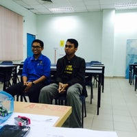 Photo taken at Unikl Miat Classroom by Ary J. on 2/11/2015