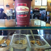 Photo taken at Tim Hortons by Michael A. on 8/2/2013