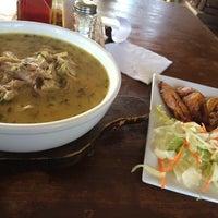 Photo taken at Restaurante Cafe Mi Tierra by Michael A. on 11/7/2014