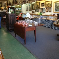 Photo taken at Red Shed Antiques by Adria L. on 1/19/2013