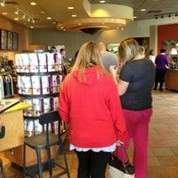 Photo taken at Starbucks by Adria L. on 1/12/2013