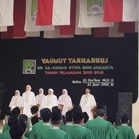Photo taken at SD Al-Azhar Syifa Budi, Kemang by Abdoel I. on 6/21/2014